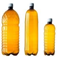 ПЭТ бутылки коричневые