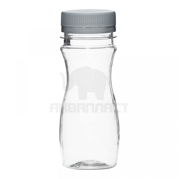 0,1 л., ПЭТФ бутылка б/ц горло 38 мм  220 шт Колпачок