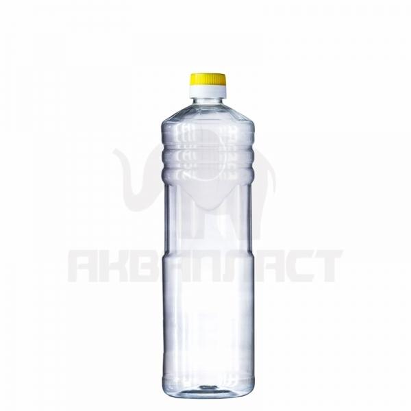 Бутылка ПЭТ 0.9 л. OIL для масел с колпачком