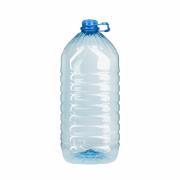 Бутылка ПЭТ 10.0 л. горло 48 мм. с колпачком и ручкой