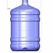 Бутылка 19 л