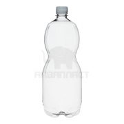 2,0 л. ПЭТФ бутылка б/ц БОЧКА BPF 50 шт Колпачок (Сам)