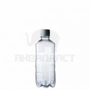 Бутылка ПЭТ 0.3 л. горло 28 мм. с колпачком